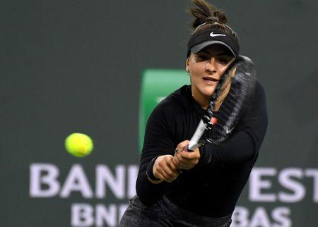 Belinda Bencic claims another shock win in Indian Wells