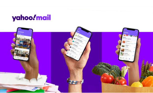 We're rolling out a series of new products and features to help you get more of what you love -- and first up is the new Yahoo Mail app. In the era of internet and inbox overload, it helps you keep your inbox organized so you can better organize your life.