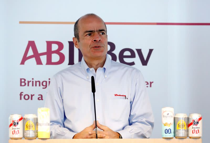 AB InBev starts search for long-time CEO Brito's successor - FT