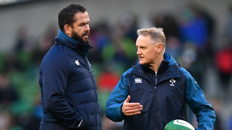 O'Driscoll hopes departing Schmidt can sign off in style at Rugby World Cup
