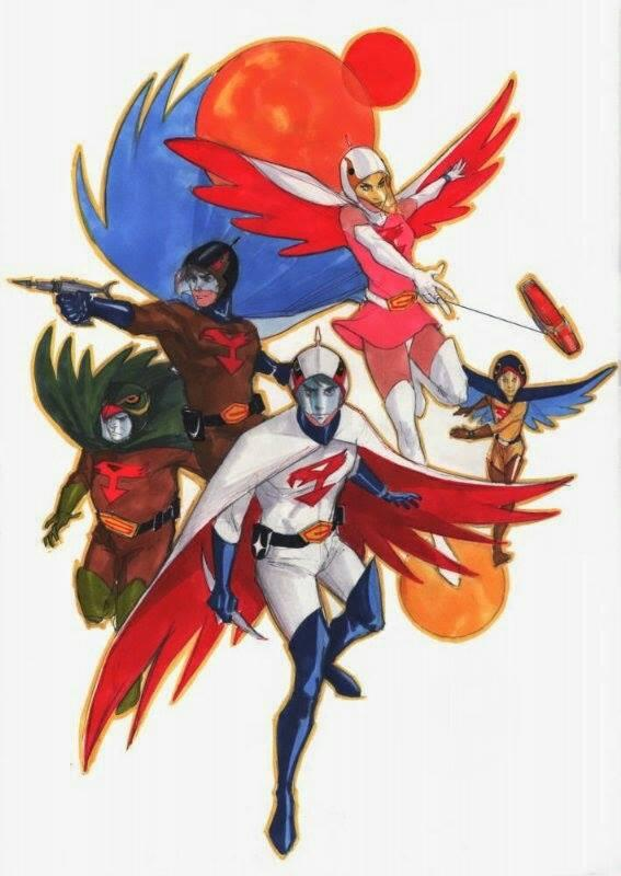 G-Force Guardians of Space (80's Attack Facebook Page)