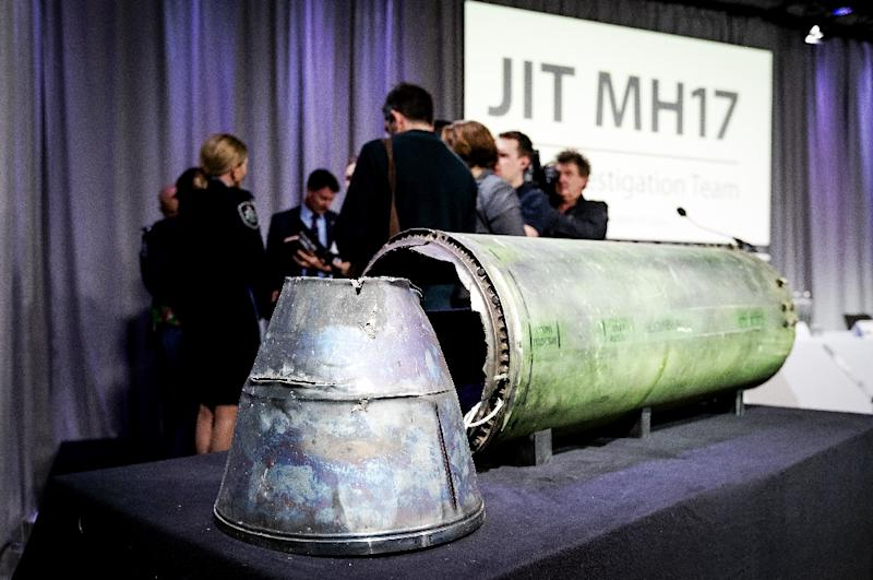 International investigators said the BUK missile which hit the Malaysian Airlines aircraft had originated from a Russian military brigade