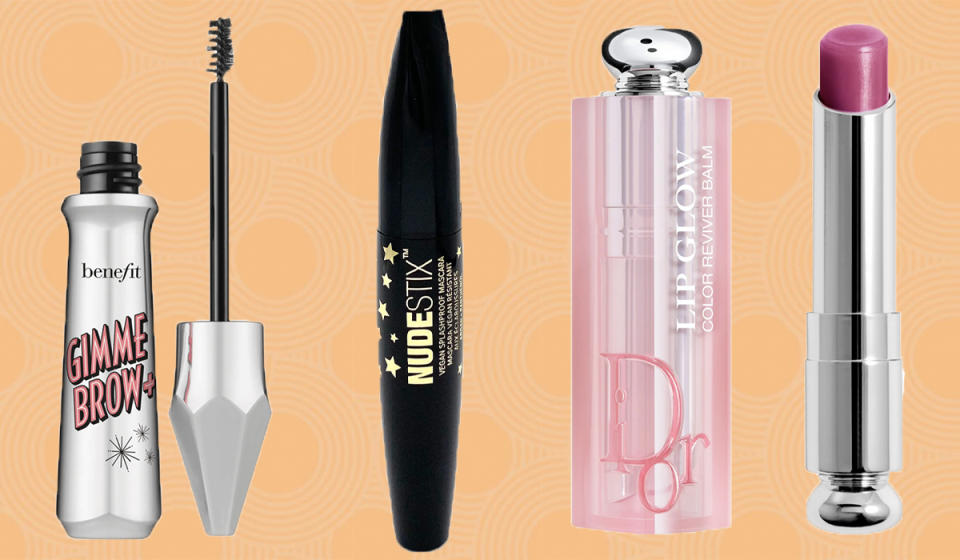 From lush lashes to glossy lips, these beauty trends are huge this season. (Photo: Nordstrom)