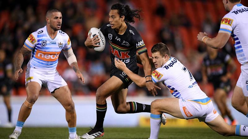 NRL PANTHERS TITANS