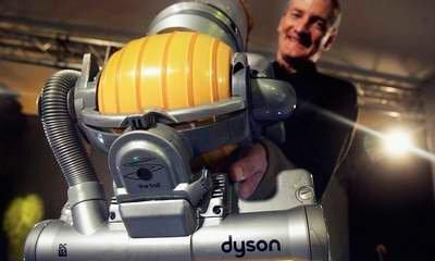 Dyson Backs Smartphone Battery Technology Firm