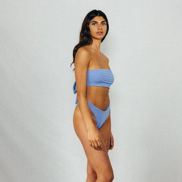 """<p><a class=""""link rapid-noclick-resp"""" href=""""https://ohoyswim.com/"""" rel=""""nofollow noopener"""" target=""""_blank"""" data-ylk=""""slk:SHOP OHOY SWIM"""">SHOP OHOY SWIM</a></p><p>For a touch of Scandi cool, Ohoy Swim is a great go-to. Their effortlessly simple pieces are all created from Econyl and manufactured in a small, family-run factory in Sri Lanka. The team regularly spends time there to ensure that working conditions are as they should be. You won't find trendy prints here, just carefully made, timeless styles to last you for years. They also donate a percentage of their sales to Healthy Seas.<br></p><p><a href=""""https://www.instagram.com/p/CKIy1SIhIj1/?utm_source=ig_embed&utm_campaign=loading"""" rel=""""nofollow noopener"""" target=""""_blank"""" data-ylk=""""slk:See the original post on Instagram"""" class=""""link rapid-noclick-resp"""">See the original post on Instagram</a></p>"""