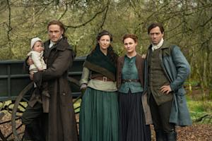 Outlander Season 5 Premiere Sam Heughan Interview