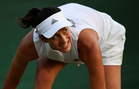Garbine Muguruza pulls out of WTA tournament in San Jose