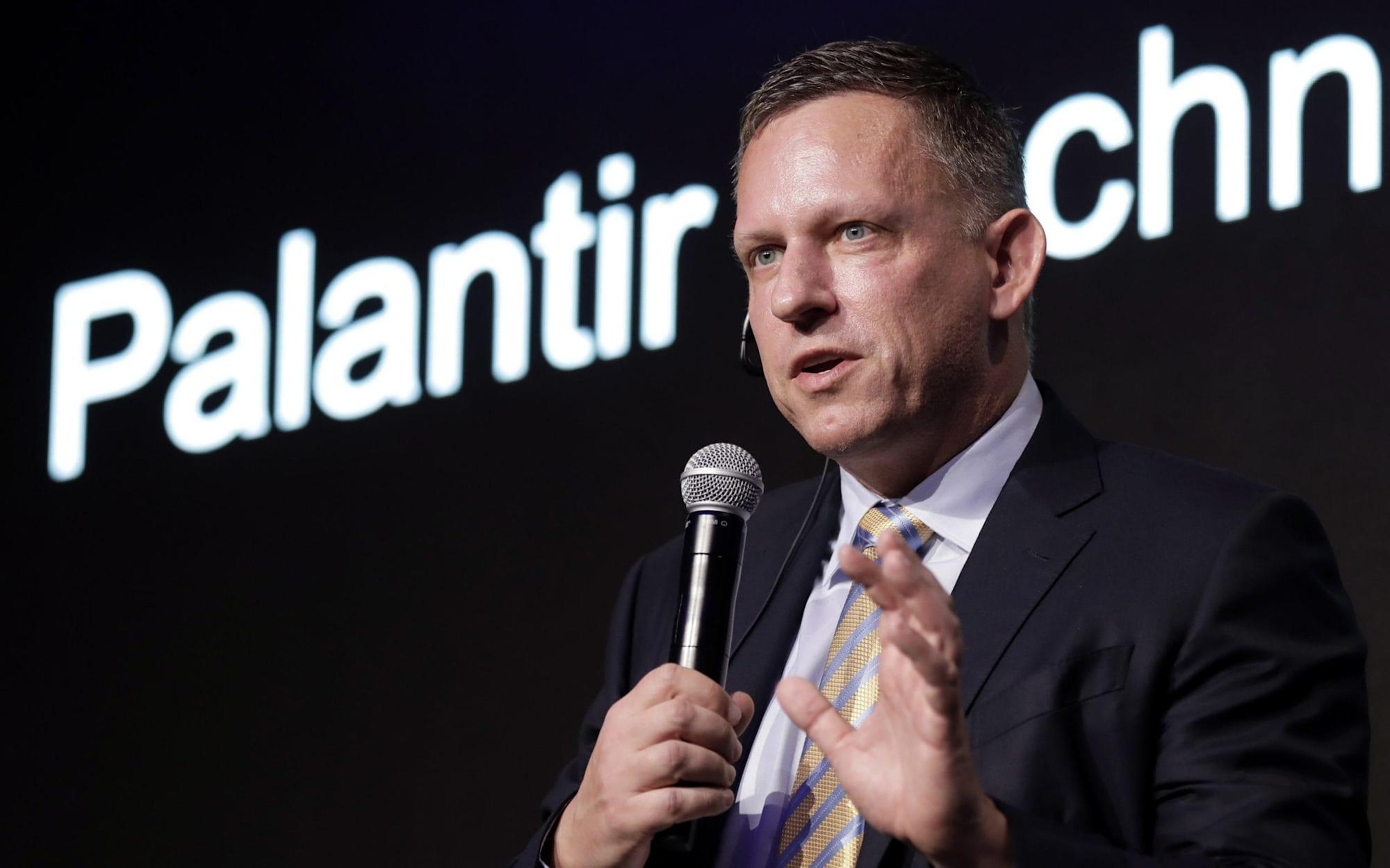 Controversial data mining company Palantir reports ballooning losses