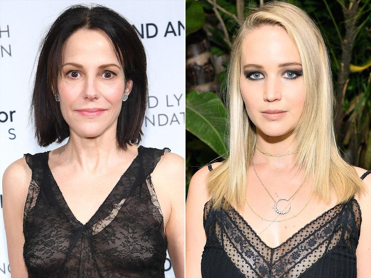Mary-Louise Parker Gushes Over Awesome Red Sparrow