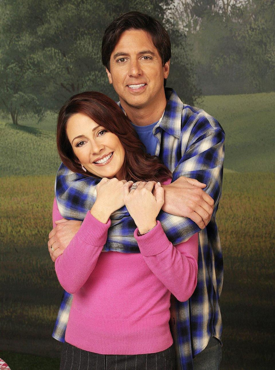 Ray Romano and Patricia Heaton star in the series finale of EVERYBODY LOVES RAYMOND, Monday, May 16