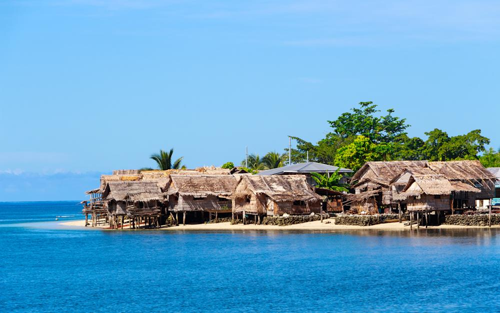 No. 75: Solomon Islands Average cost per 100/km: $43.14 (Photo: Travel + Leisure)