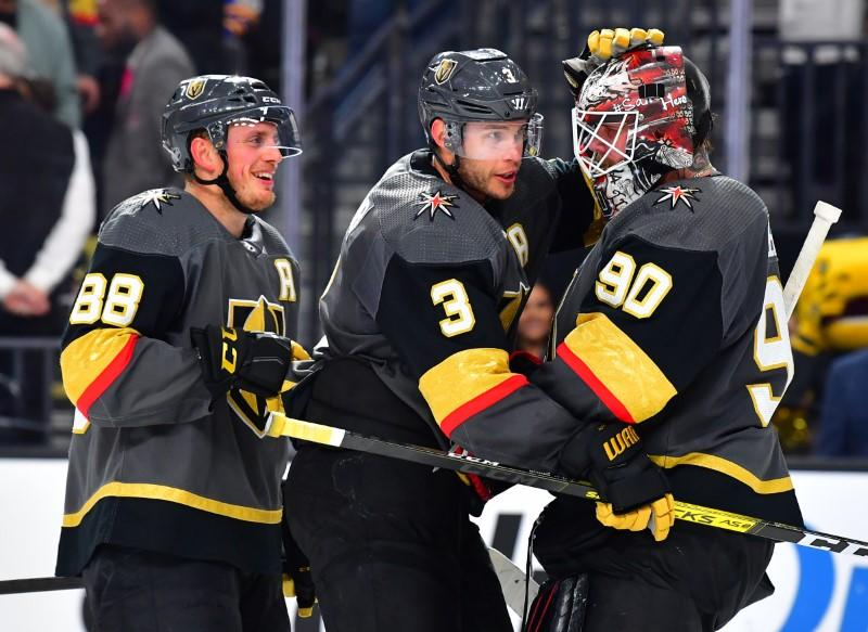 NHL: Buffalo Sabres at Vegas Golden Knights
