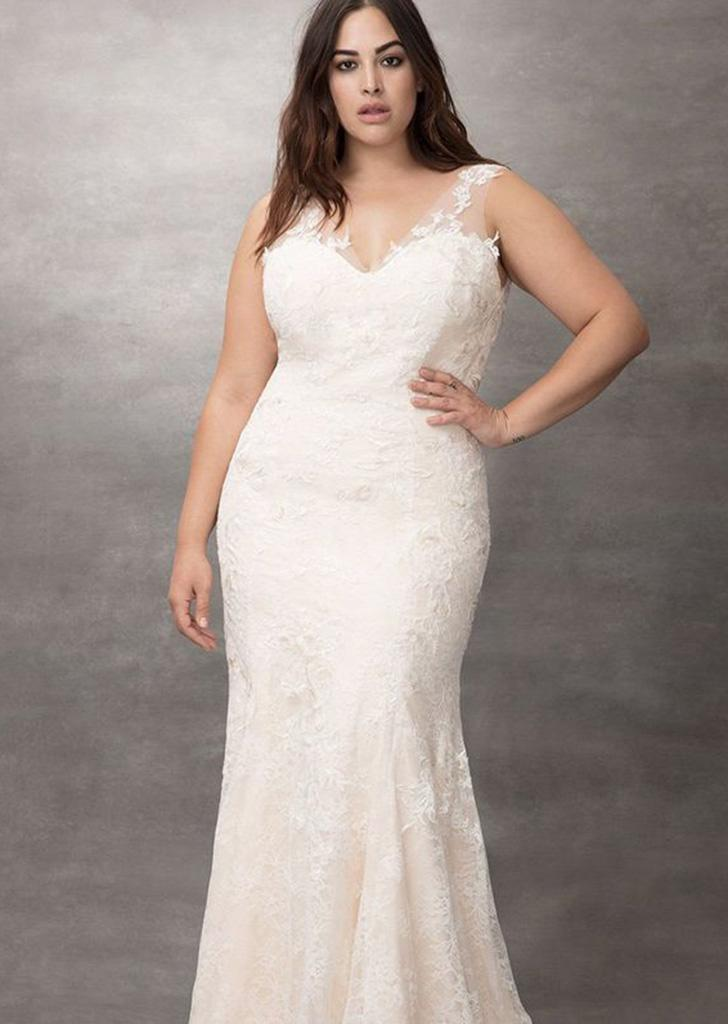 The Best Places To Shop For A Plus Size Wedding Dress