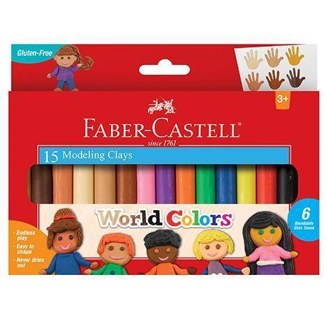 "<p><strong>Faber-Castell</strong></p><p>amazon.com</p><p><a href=""https://www.amazon.com/dp/B08SXZ62LJ?tag=syn-yahoo-20&ascsubtag=%5Bartid%7C10055.g.35901260%5Bsrc%7Cyahoo-us"" rel=""nofollow noopener"" target=""_blank"" data-ylk=""slk:Shop Now"" class=""link rapid-noclick-resp"">Shop Now</a></p><p>This set comes with clay in both bold hues and a range of skin tones, and the clay is designed to be blended together to create any skin tone imaginable. The clay doesn't dry out and harden, so it offers hours of sensory play and helps kids with their fine motor skills.</p><p><em>Ages 3+<br>$6<br>Available Spring 2021</em></p><p><strong>RELATED:</strong> <a href=""https://www.goodhousekeeping.com/childrens-products/toy-reviews/g31132135/best-new-toys-2020/"" rel=""nofollow noopener"" target=""_blank"" data-ylk=""slk:The Best New Toys of 2020"" class=""link rapid-noclick-resp"">The Best New Toys of 2020</a><br></p>"