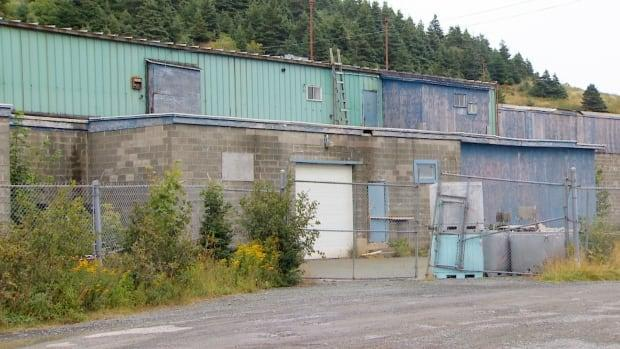 Ar n-oilean Resources wants to turn the former fish plant in Tors Cove into a seal oil processing plant. (CBC - image credit)