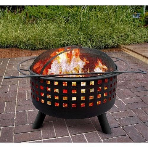 <p>Even when this <span>Landmann City Mmphs Fire Pit</span> ($152) is not in use, it will still make a statement.</p>