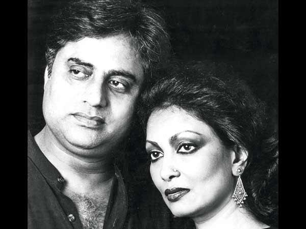 Jagjit with wife Chitra SIngh