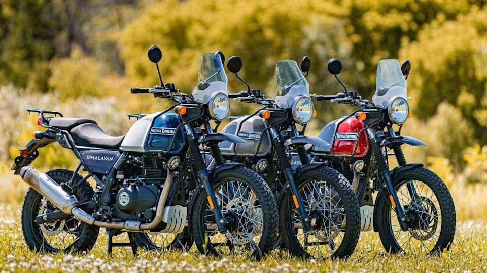 Deliveries of 2021 Royal Enfield Himalayan motorbike commence in India