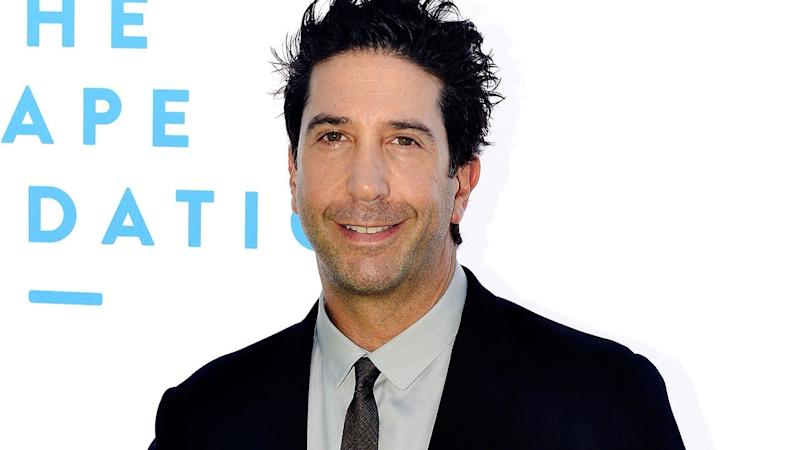 David Schwimmer lookalike arrested on suspicion of theft