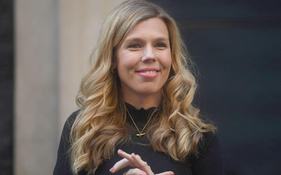 Carrie Symonds - Victoria Jones /PA