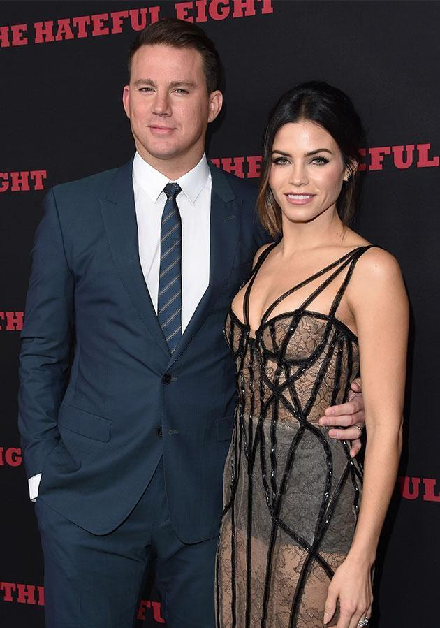 Jenna reveals her and Channing have awesome sex. Photo: Getty Images