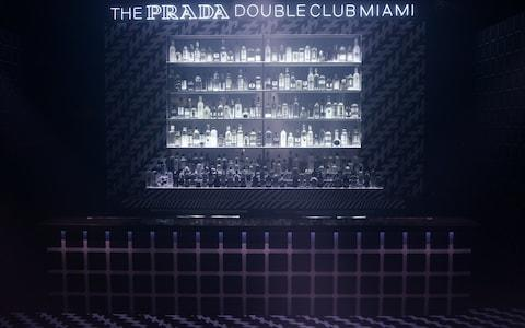 The Prada Double Club - Credit: Casey Kelbaugh