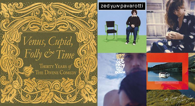 The Divine Comedy, Andy Bell, Future Islands, Mina Tindle et Zed Yun Pavarotti