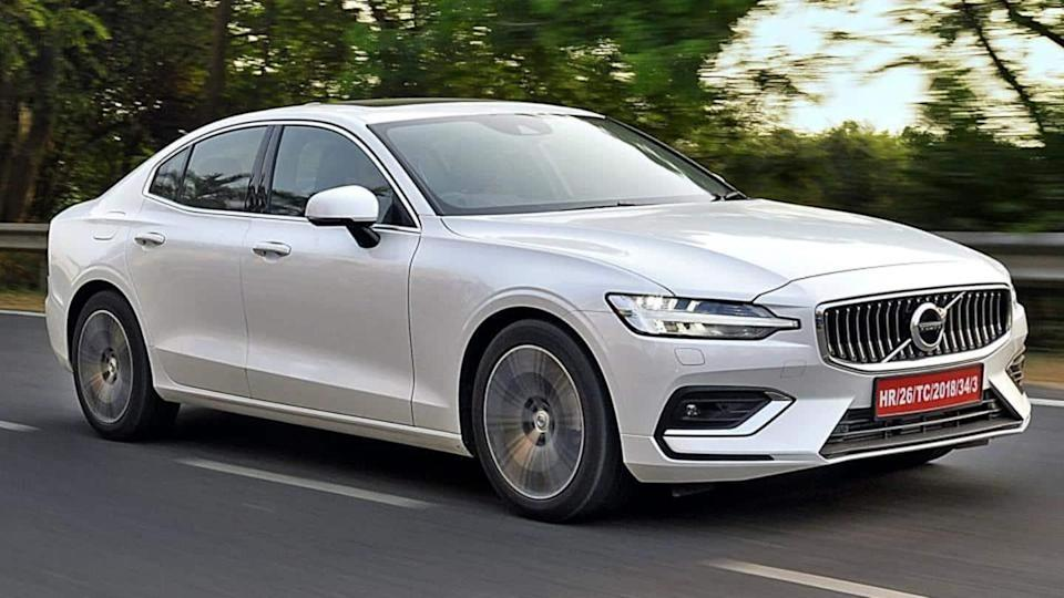 Deliveries of 2021 Volvo S60 to begin on March 18