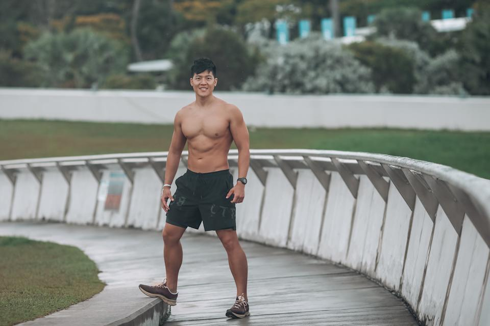 Singapore #Fitspo of the Week: Walter Tay