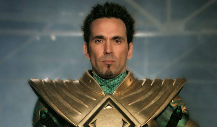 The original Green Ranger, Jason David Frank - Credit: Haim Saban