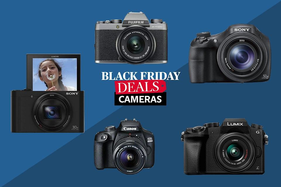 (Cameras Black Friday)