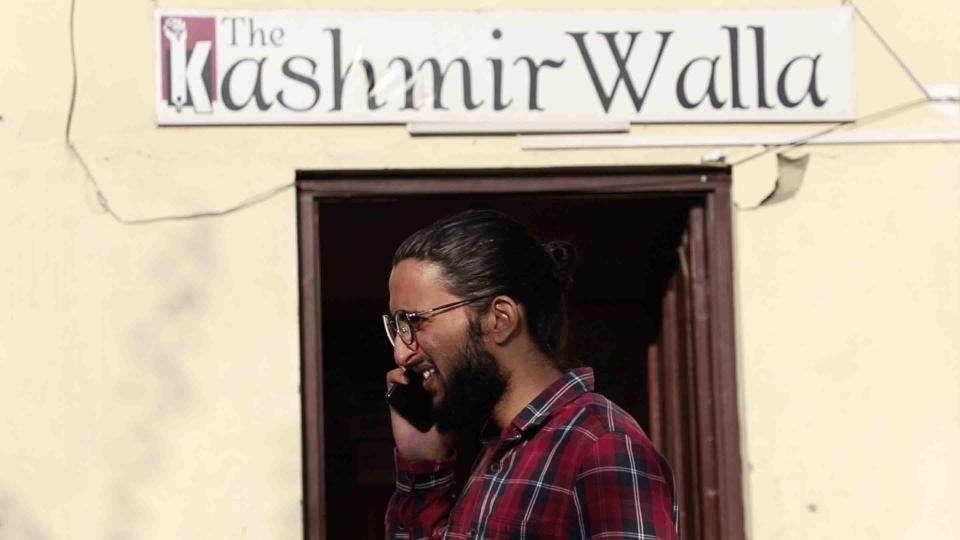Fahad Shah is the editor-in-chief of The Kashmir Walla.