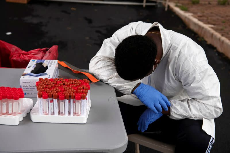 US shatters coronavirus record with over 77000 cases in a day