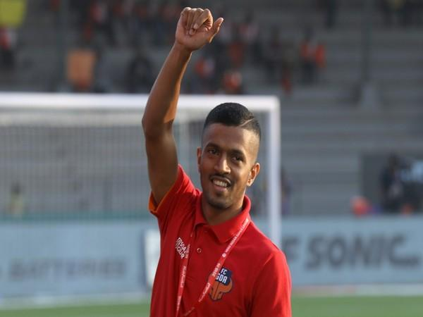 Defender Mandar Rao Dessai (Photo/