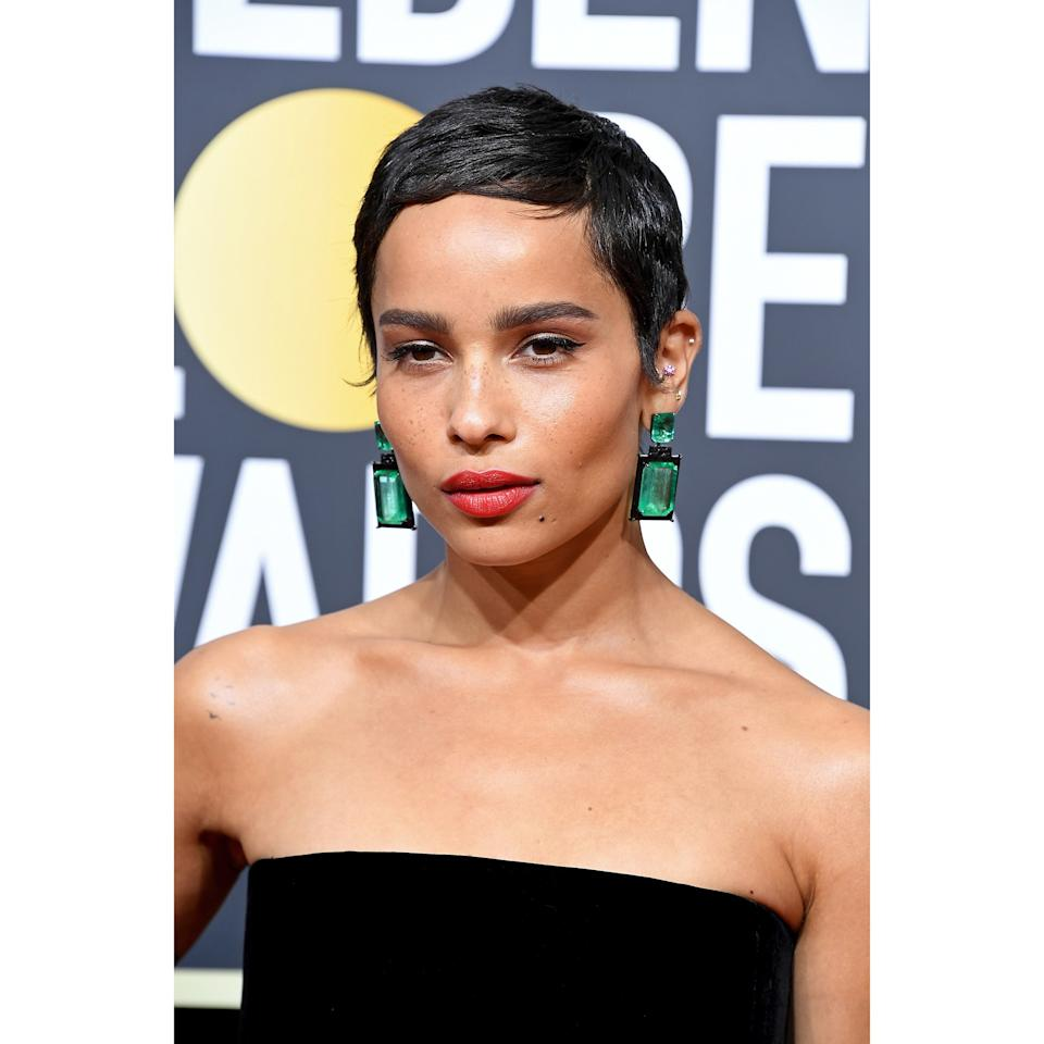 Red Carpet Hairstyle Inspiration For Short Hair