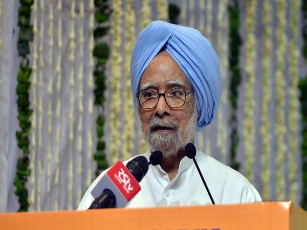 Former PM Manmohan Singh (File photo)