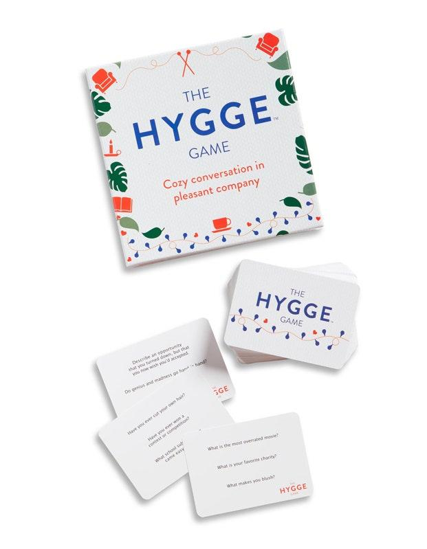 """We're all living the cozy life these days—and the Hygge Game is the perfect excuse to FaceTime your friends for some virtual bonding. $20, Nordstrom. <a href=""""https://shop.nordstrom.com/s/hygge-games-the-hygge-game/4809493/lite"""">Get it now!</a>"""