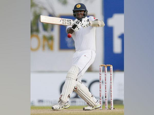 Sri Lanka all-rounder Angelo Matthews