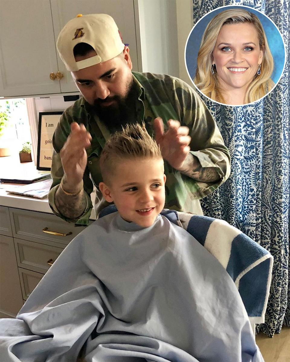 Reese Witherspoon's Son Tennessee Is Looking Adorably 'Fresh'