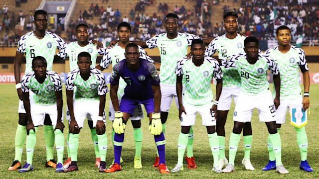 The Nigeria U20 team will not be able to use one of their defenders in the make or break group stage clash in Bielsko-Biala