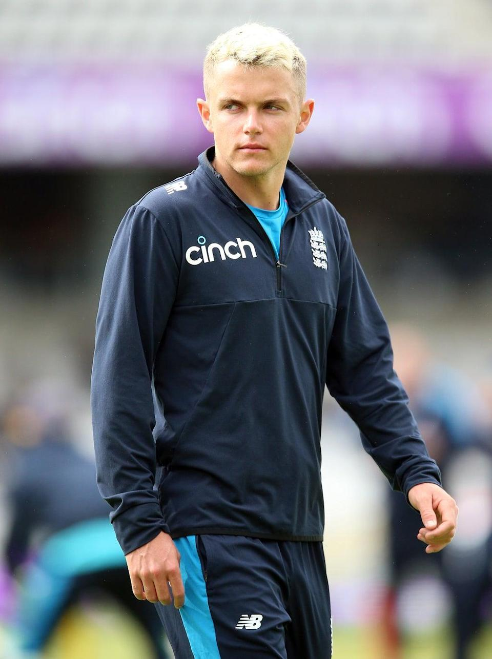 Sam Curran is out of England's Twenty20 squad through injury (Nigel French/PA) (PA Wire)