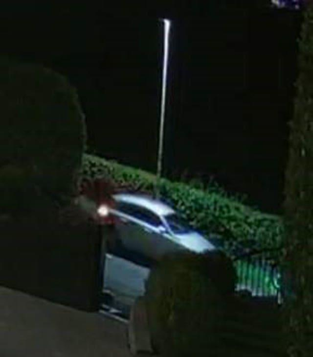 Car police want to trace