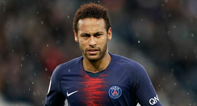 """Neymar is facing punishment from Paris Saint-Germain after he did not attend pre-season duties """"without the club's prior authorisation""""."""