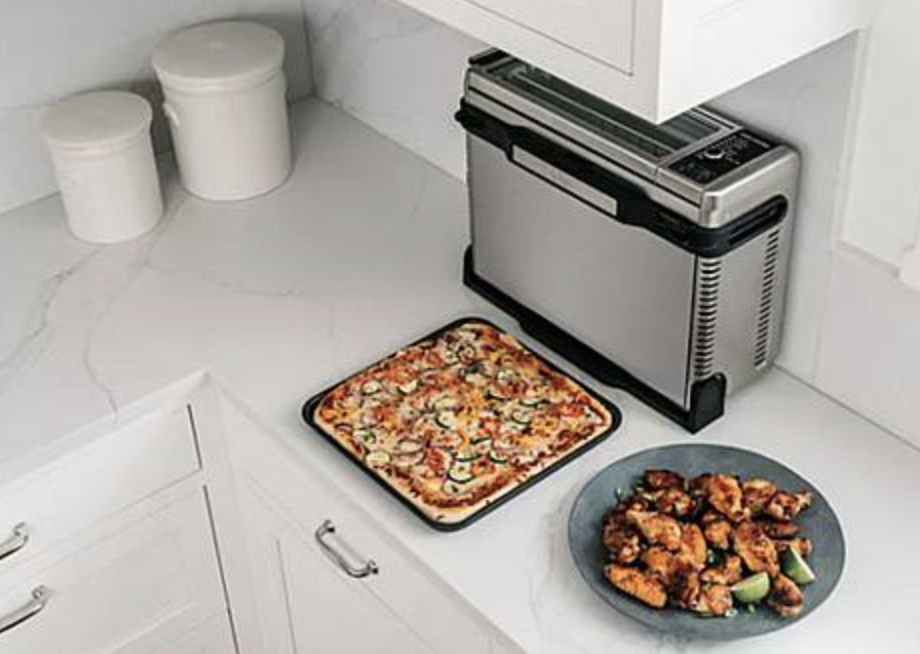 From pizza to wings, the Ninja Foodi can do it all. (Photo: QVC)