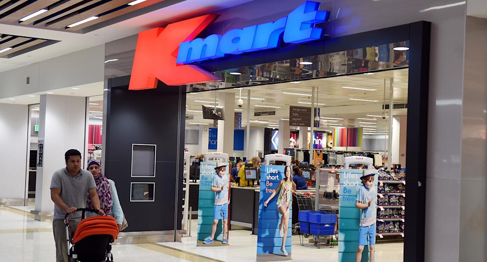 Kmart introduces new rules to cope with coronavirus pandemic.