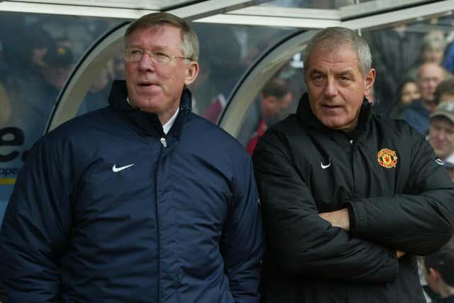 Walter Smith worked with Sir Alex Ferguson at Manchester United (PA).