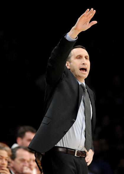 David Blatt came to the Cavaliers with no previous NBA coaching experience. (Getty Images)