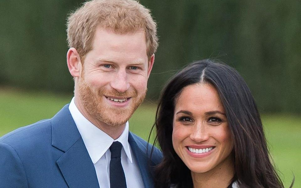 Prince Harry and Meghan Markle have much to decide for their wedding - starting with the date - WireImage