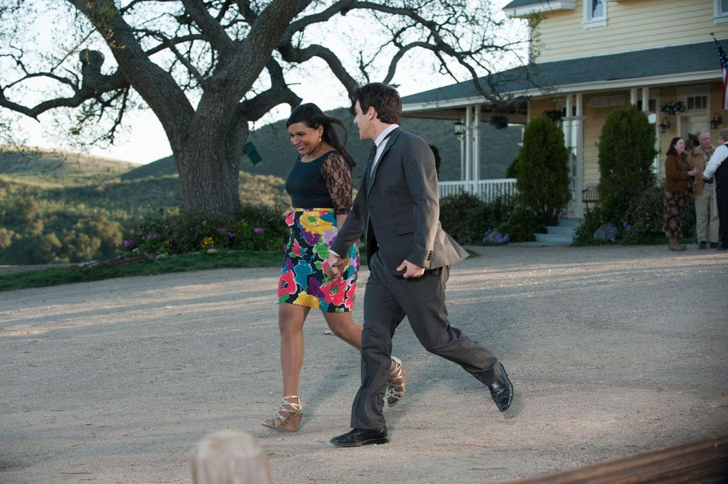 """Finale"" Episode 924/925 -- Pictured: (l-r) Mindy Kaling as Kelly Kapoor, BJ Novak as Ryan"